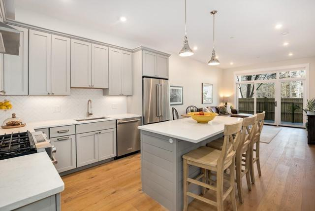 29 Woodbine #102, Somerville, MA 02144 (MLS #72475494) :: Welchman Real Estate Group | Keller Williams Luxury International Division