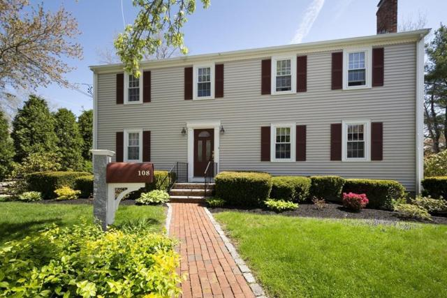 108 Candia St., Weymouth, MA 02189 (MLS #72476178) :: Apple Country Team of Keller Williams Realty