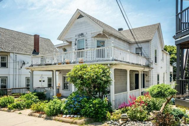 103 Summit Ave #1, Winthrop, MA 02152 (MLS #72476942) :: The Russell Realty Group