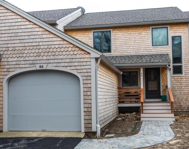 46 Landfall #46, Falmouth, MA 02540 (MLS #72479494) :: Apple Country Team of Keller Williams Realty