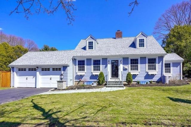 436 Winchester Street, Newton, MA 02461 (MLS #72479898) :: Mission Realty Advisors
