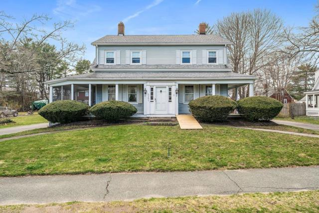203 Pond St, Weymouth, MA 02190 (MLS #72480766) :: Mission Realty Advisors