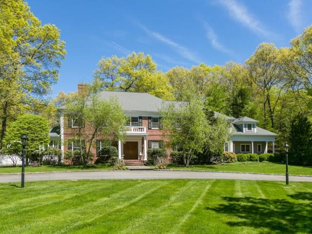 4 Garland Road, Lincoln, MA 01773 (MLS #72481111) :: The Muncey Group