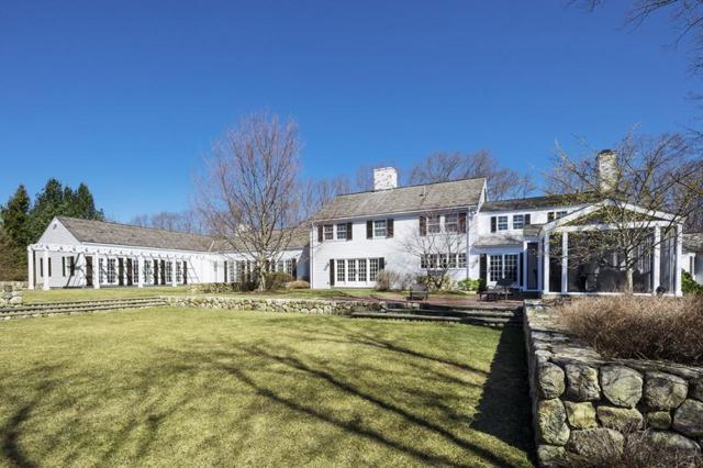 265 Country Dr, Weston, MA 02493 (MLS #72481209) :: The Muncey Group