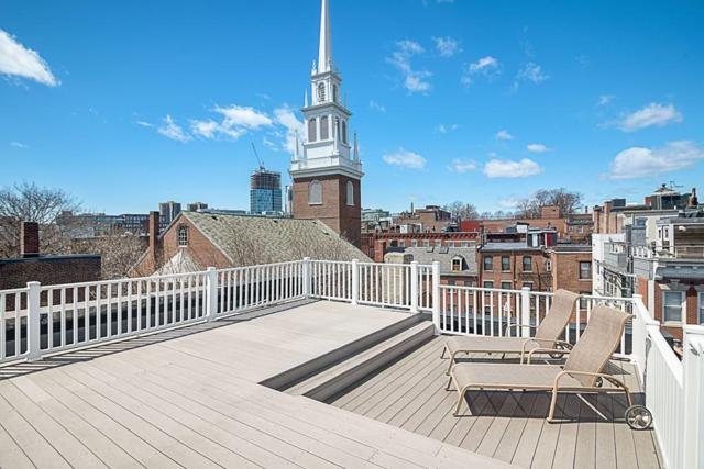 7 Unity St #10, Boston, MA 02113 (MLS #72481457) :: Driggin Realty Group