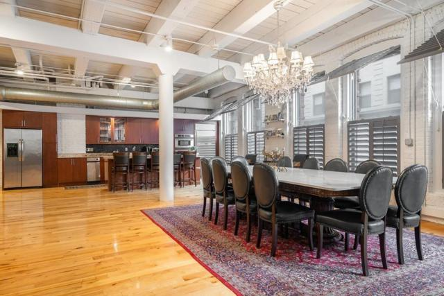 119 Beach St 2H/I, Boston, MA 02111 (MLS #72481661) :: Primary National Residential Brokerage