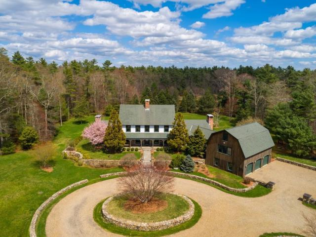 30 Vaughan Hill Road, Rochester, MA 02770 (MLS #72481822) :: Apple Country Team of Keller Williams Realty