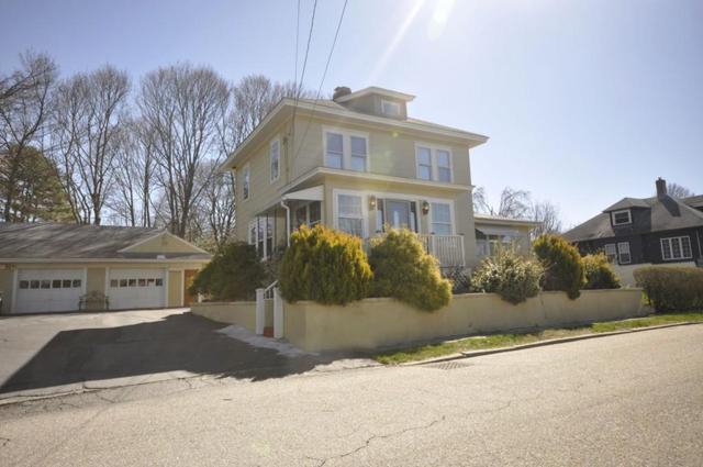 36 Linden Avenue, North Andover, MA 01845 (MLS #72482107) :: Exit Realty