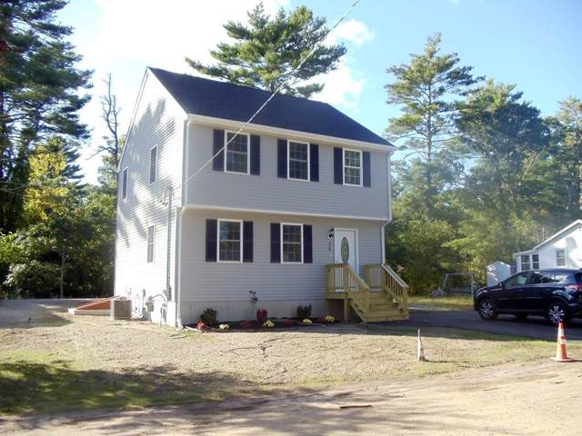 210 Park Ave, Wareham, MA 02538 (MLS #72482621) :: Trust Realty One