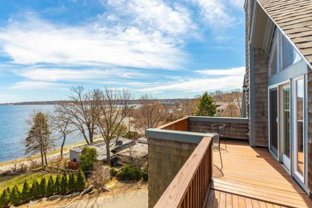 105 Granite Street #6, Rockport, MA 01966 (MLS #72482871) :: The Russell Realty Group