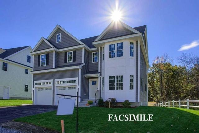 7 Tucker Terrace Lot 25, Methuen, MA 01844 (MLS #72482937) :: Westcott Properties