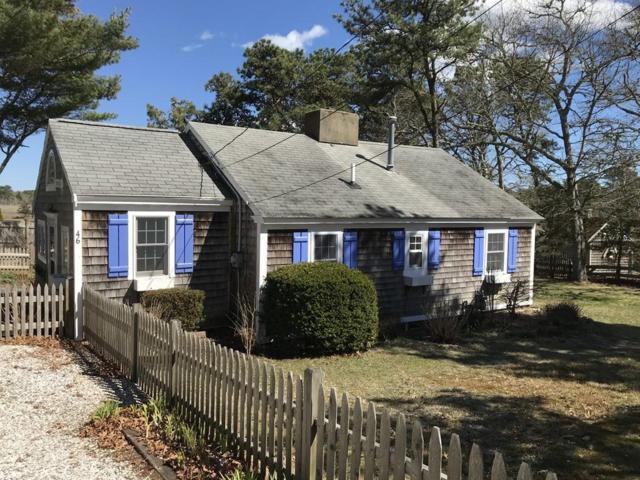 46 Baxter Street, Dennis, MA 02660 (MLS #72483012) :: Primary National Residential Brokerage