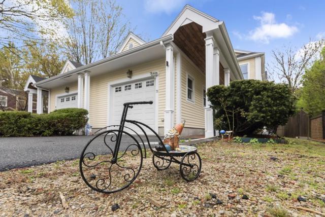 78 Bourne St #78, Newton, MA 02466 (MLS #72483284) :: Compass Massachusetts LLC