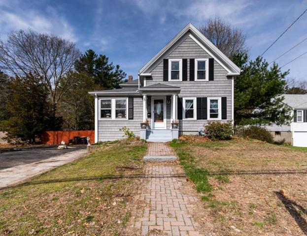 221 Pond St, Weymouth, MA 02190 (MLS #72483826) :: Apple Country Team of Keller Williams Realty