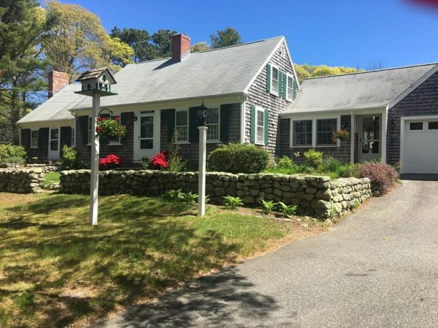 38 Old Fish House Rd, Dennis, MA 02660 (MLS #72484229) :: The Muncey Group