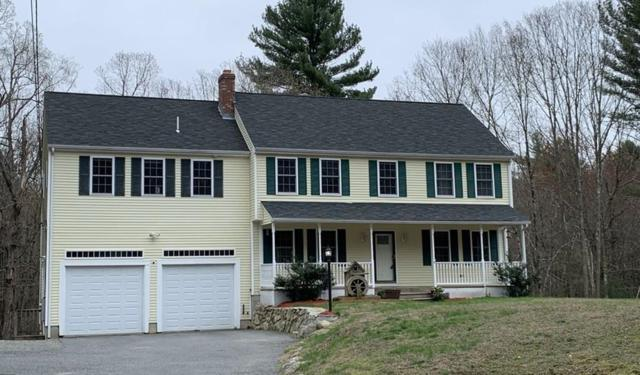 136 Perry St, Douglas, MA 01516 (MLS #72487007) :: Apple Country Team of Keller Williams Realty