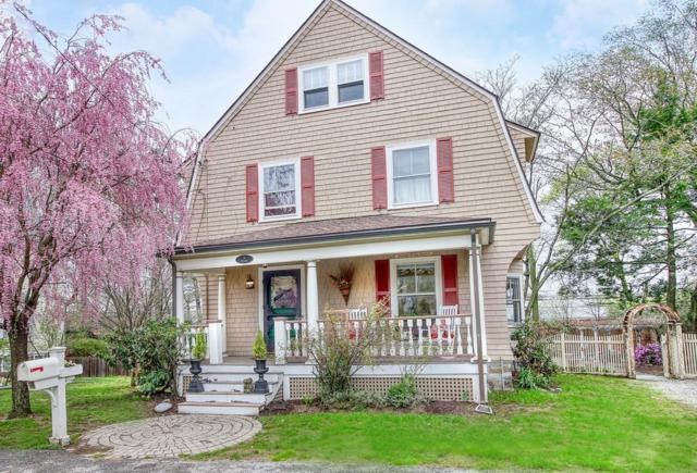 36 Willow St, Dedham, MA 02026 (MLS #72487176) :: The Muncey Group
