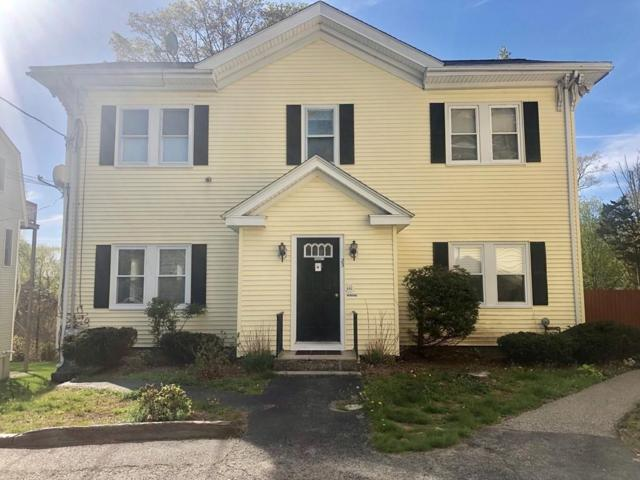 23 Pond St #1, Weymouth, MA 02190 (MLS #72487398) :: Apple Country Team of Keller Williams Realty