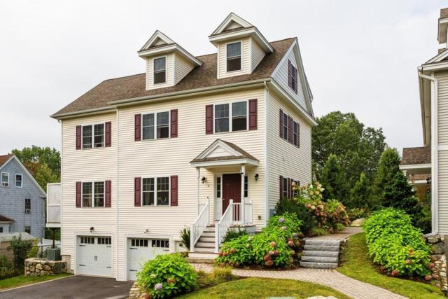 2 Summer Hill Circle #2, Arlington, MA 02474 (MLS #72487569) :: AdoEma Realty