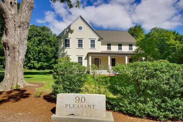 90 Pleasant St, Natick, MA 01760 (MLS #72487881) :: Trust Realty One