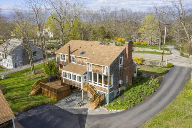 207 S Main Street, Cohasset, MA 02025 (MLS #72488948) :: Apple Country Team of Keller Williams Realty