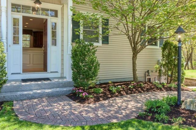 4 Tyler Court #1, Natick, MA 01760 (MLS #72489027) :: Apple Country Team of Keller Williams Realty