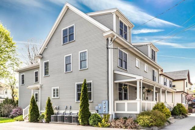 17 Cook St _, Newton, MA 02458 (MLS #72491295) :: Welchman Real Estate Group | Keller Williams Luxury International Division