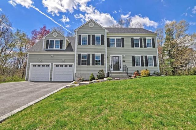 60 Federico Dr, Wrentham, MA 02093 (MLS #72491939) :: Apple Country Team of Keller Williams Realty
