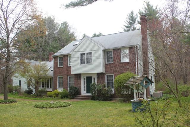 40 Strawberry Hill Rd, Acton, MA 01720 (MLS #72492258) :: AdoEma Realty