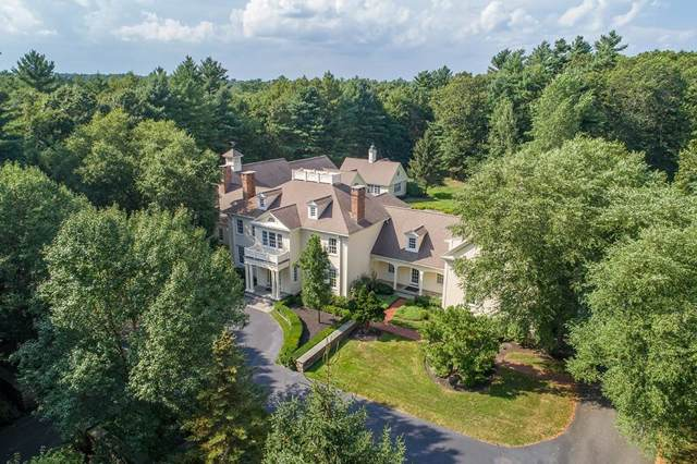 161 Pleasant St, Norwell, MA 02061 (MLS #72493110) :: The Duffy Home Selling Team