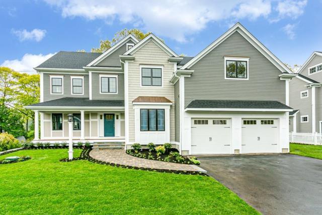 36 Lakin St, Needham, MA 02494 (MLS #72494164) :: Compass Massachusetts LLC