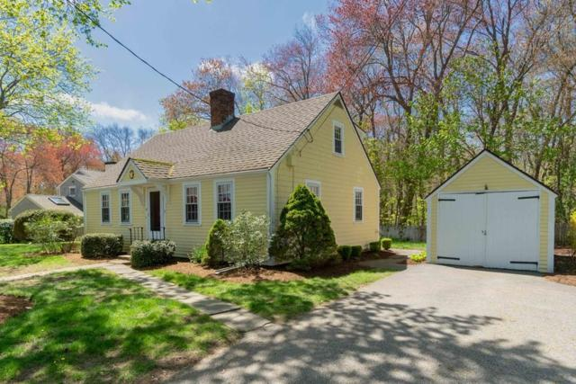 37 Downing Street, Hingham, MA 02043 (MLS #72495683) :: DNA Realty Group