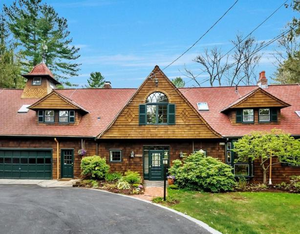 38 Old Winter Street, Lincoln, MA 01773 (MLS #72496119) :: The Muncey Group