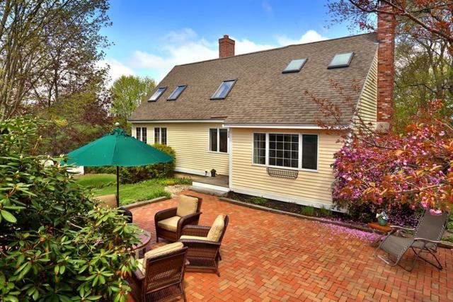 32 Meetinghouse Hill, West Newbury, MA 01985 (MLS #72496253) :: Exit Realty