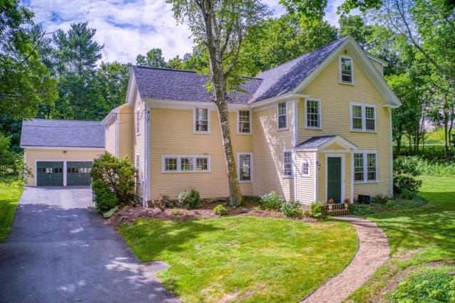 38 Lincoln Rd, Lincoln, MA 01773 (MLS #72496272) :: DNA Realty Group
