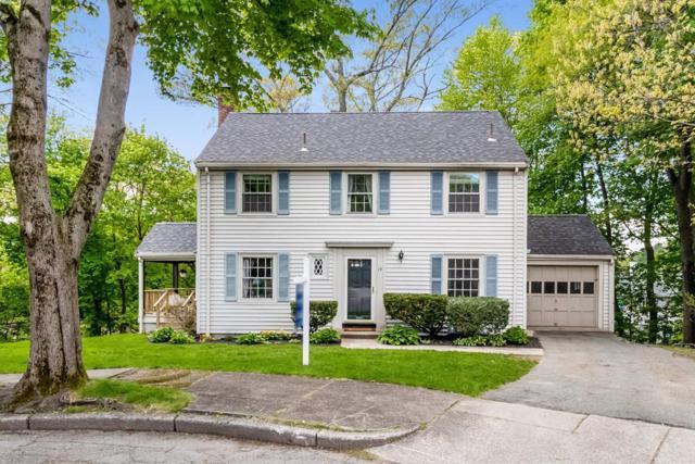 19 Fairlee Ter, Newton, MA 02468 (MLS #72496781) :: Welchman Real Estate Group | Keller Williams Luxury International Division