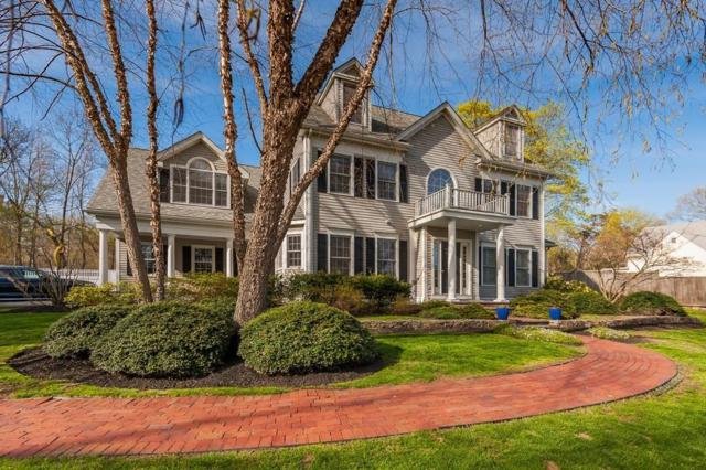414 N Main St, Cohasset, MA 02025 (MLS #72496804) :: Apple Country Team of Keller Williams Realty