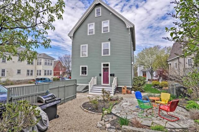 21 Ocean Ave #1, Salem, MA 01970 (MLS #72497215) :: Charlesgate Realty Group
