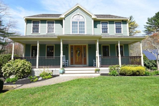 140 Fairway Drive, Halifax, MA 02338 (MLS #72497377) :: Primary National Residential Brokerage