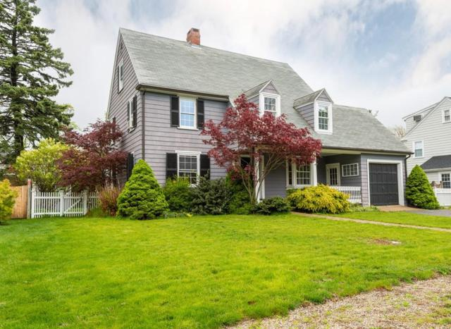 26 Rose Ave, Marblehead, MA 01945 (MLS #72498381) :: The Russell Realty Group