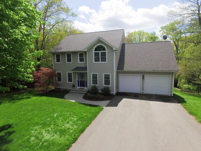 31 College View Heights, South Hadley, MA 01075 (MLS #72499152) :: Apple Country Team of Keller Williams Realty