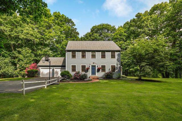 343 S Bolton Rd, Bolton, MA 01740 (MLS #72499323) :: The Russell Realty Group