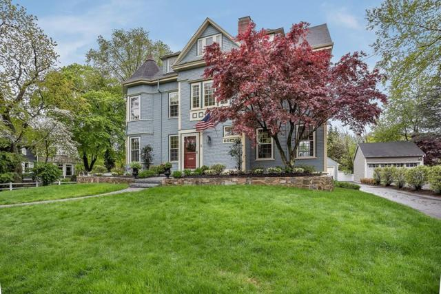 6 Cabot Street, Winchester, MA 01890 (MLS #72499652) :: Trust Realty One