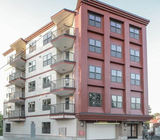 18 Johnson Ave #14, Quincy, MA 02169 (MLS #72499772) :: DNA Realty Group