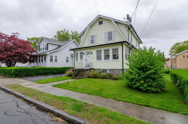 138 E Elm Ave, Quincy, MA 02170 (MLS #72500418) :: Apple Country Team of Keller Williams Realty