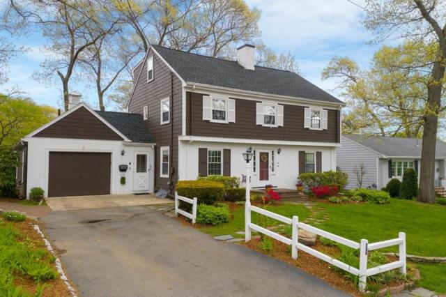 31 Magnolia Road, Melrose, MA 02176 (MLS #72500941) :: Trust Realty One