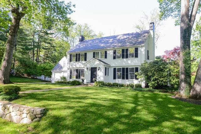 37 Woodcliff Rd, Wellesley, MA 02481 (MLS #72501044) :: Primary National Residential Brokerage