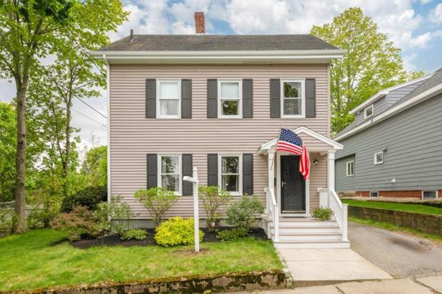 16 Emerald St, Wakefield, MA 01880 (MLS #72501057) :: Charlesgate Realty Group