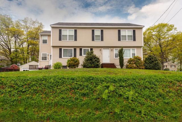 238 Oak Street, Methuen, MA 01844 (MLS #72501215) :: Westcott Properties