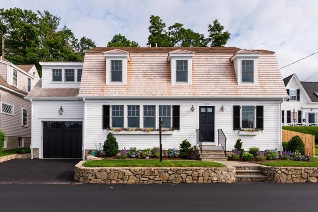 23 Border Street, Cohasset, MA 02025 (MLS #72501292) :: Kinlin Grover Real Estate